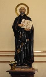 Catholic saint of love