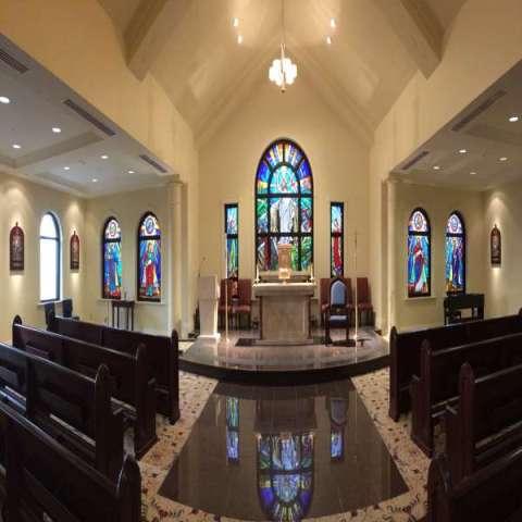 chapel of st joseph