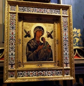 our mother of perpetual help our lady of perpetual help