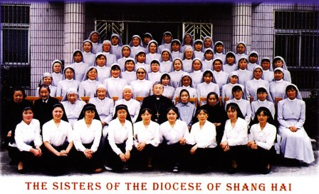 religious sisters china