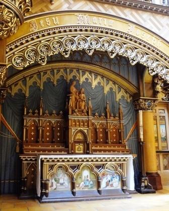 the holy family chapel