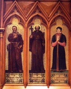 saints at st patricks